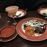 enchiladas mole