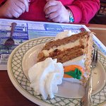 Fantastic carrot cake