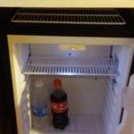 cantidad y variedad del frigobar