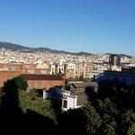 From bedroom balcony