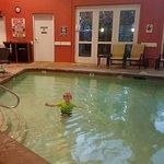 indoor pool year round