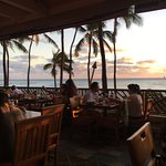View from our table at Hula Grill