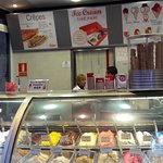 Ice cream or Gelato