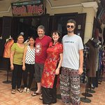 We had a wonderful day at Hanh Hung Tailoring in Hoi An