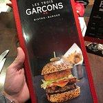 Photo of Les Trois Garcons - Bistro Burger