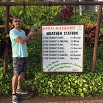 Fun at the Marriott Kauai Kalapaki beach