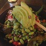 Edamame Salad with Avocado
