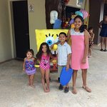 My family & love this place cool hotel,great service & very family oriented Gracias
