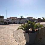 Main Square in San Jose del Cabo