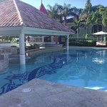 Other swim up Pool at Caribbean side