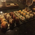 Best Sushi you will ever eat I swear.