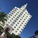 Beautiful Art Deco Hotel