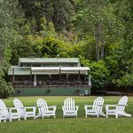 Morrison's Rogue River Lodge is the perfect place to sit back and relax