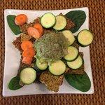 Bilde fra Organic Garden Cafe