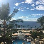 ocean view deluxe suite view