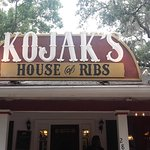Foto de Kojak's House of Ribs