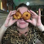 Onion Rings as big as your head