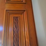 Inlaid wood