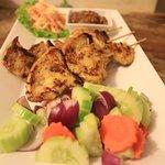 Grill Chicken, Yummy!! Yummy !!