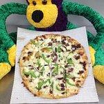 Purple Monkey Pizza, Subs & Ice Cream