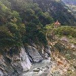 The breathtaking views of Taroko Gorge