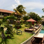 Tauch Terminal Resort Tulamben & Spa Foto