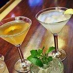 The Jasmine martini - delicious