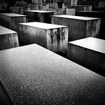 Holocaust-Mahnmal (Denkmal für die ermordeten Juden Europas) Foto