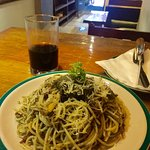 Had the spaghetti carbonara