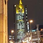 Abenstimmung in Frankfurt