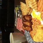Good breakfast in quiet surroundings