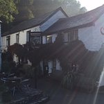 Beautiful morning at The Crumplehorn Inn & Mill