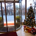 Elite Eden Park Hotel Stockholm - Reception Dec 2016