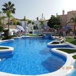 Bahia Fanabe Suites Foto