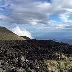The see from above- Etna