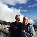 More than 2500 meters above see level, above the clouds in Etna slops.