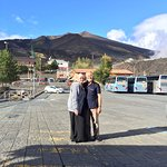 Etna or al Jabal as it is named by the locals. Arabic word Jabal which means the mountain.