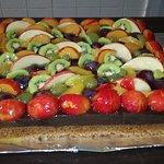 gâteau anniversaire maison