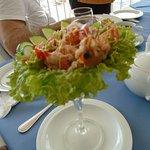 Amazing prawn cocktail