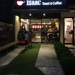 First tried Isaac toast in Seoul. Visited this cafe for 3 consecutive Saturday to get the chicke