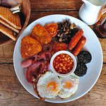 Full Irish Breakfast...!