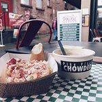 Lobster bisque, Chowder