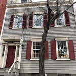 The Oldest House in Brooklyn Heights (1824) at 24 Middagh Street