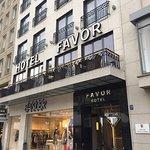 Foto de Hotel Favor