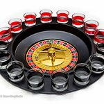 """Come play """"Shot Roulette"""" with us"""