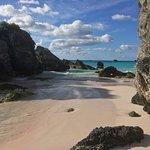 Horseshoe Bay Beach Foto