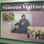 Famous Visitors