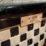 The Kissing Booth (seats 4)