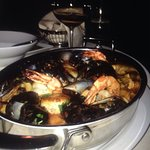 Delicious Seafood dish