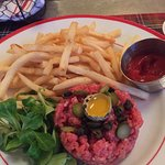 Steak tartare - excellent